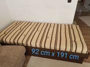 2x Gästebetten mit Bettkasten