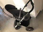 Stokke Kinderwagen Trailz mit Wagensitz