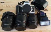 Canon EOS 500N 3 Objektive