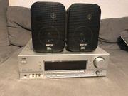 JVC RX-5062 Receiver 5x100W
