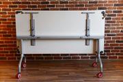 Konferenztische Bürotisch Schreibtisch Flip Table