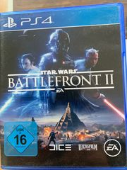 Verkaufe PS 4 Spiel Battlefront