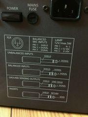 Dynacord Powermate 1600 Powermixer EV -