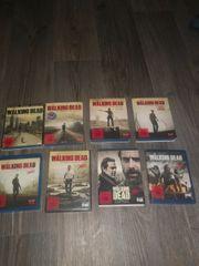 The Walking Dead 1-8