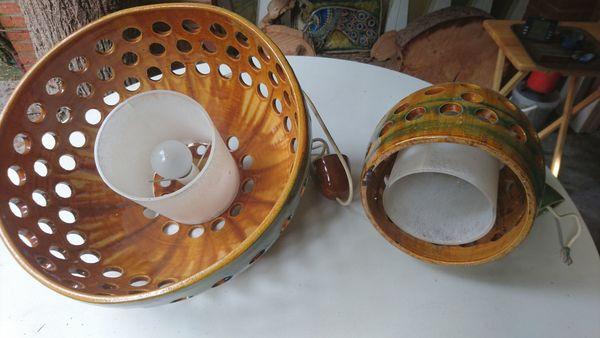 Deckenlampen Keramik