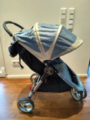 Babyjogger City Mini blau inkl