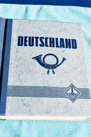 Große Briefmarken Sammlung 1872 - 1975