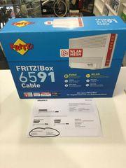 Fritzbox 6591 mit Rechnung