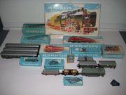 MÄRKLIN 4 Lokomotiven OVP 4xLok