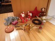 div Weihnachtsdeko - 1 Paket