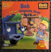 Verschiedene Bücher - Bob der Baumeister -