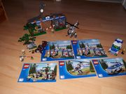 LEGO City Forstpolizeirevier 4440 Set