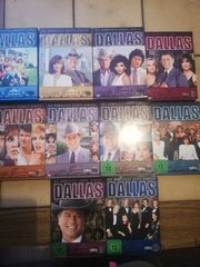 Dallas dvd von 1 Staffel