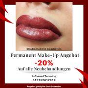 Permanent Make-Up Microblading Angebot