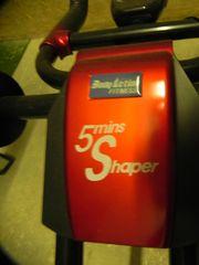 5 minuten shaper Fitnessgerät