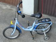 Puky Fahrrad hellbau 16 Zoll