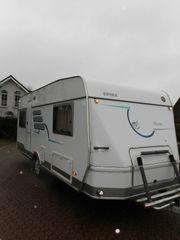 Wohnwagen Hymer-Eriba Nova 532A Einzelbetten