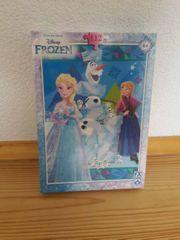 Puzzle Anna und Elsa aus