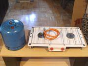 Camping- Gas- Kocher