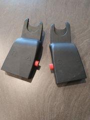 Autositz Adapter für Kinderwagen