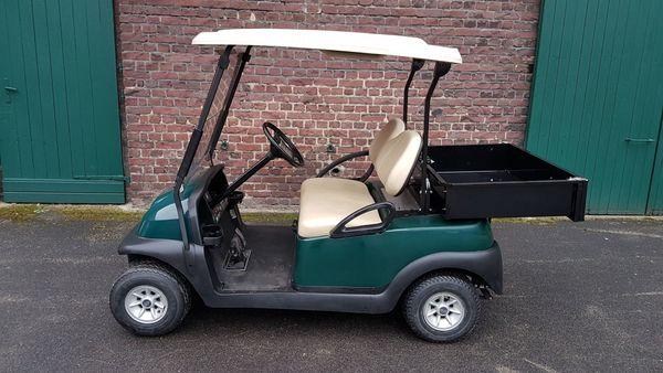 Club Car Precedent ab 3195