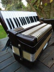 AKKORDEON 120 BASS HOHNER VERDI