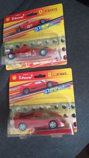 5 Ferrari 3 Schlüsselanhänger
