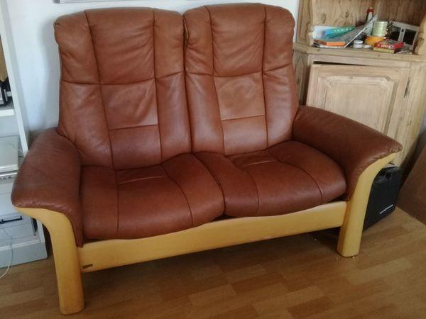 Stressless Sofa rot