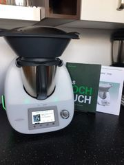 Thermomix TM5 mit 2 Mixtöpfe