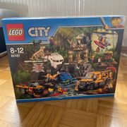 LEGO City - Jungle Exploration Site