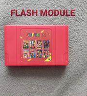 Flash Module Kartridge für Nintendo