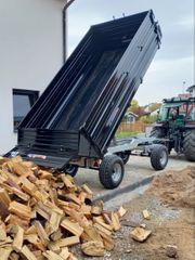 Brennholz ofenfertig zu verkaufen