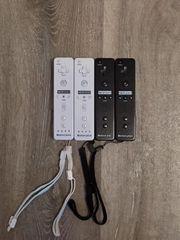 Wii Remote Fernbedienungen