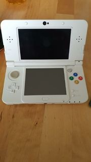 Nintendo new 3DS mit Animal