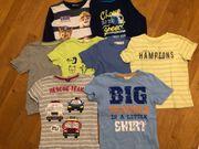 8 Shirts 110 116