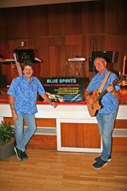 Duo Blue Spirits- Musik für