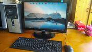 PC Computer Set Windows 10