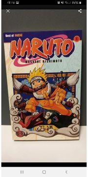 Manga Naruto 1-72 7 Sonderbände
