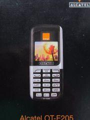 Alcatel OT-E205 - One Touch E205 Neu