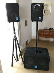 KME Diso Musikanlage