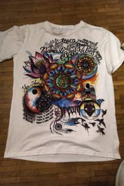 Tee Shirt Rock Hemd