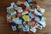 Ca 500 Streichholz-Schachteln und -Briefchen