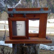 RESERVIERT Schiebe - Fenster - Modell