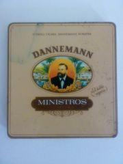 Antike Zigarrenschachtel Sumatra