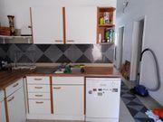 Küche Spülmaschine Herd Backofen Mikrowelle