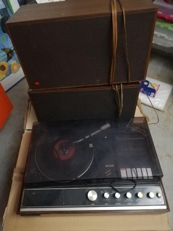 Vintage National Panasonic Anlage SG-1010L