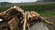 Holzpaletten Bastelholz Kaminholz Feuerholz Mischholz
