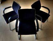 Besucherstuhl - Konferenzstuhl - Business Stuhl - Beratungsstuhl