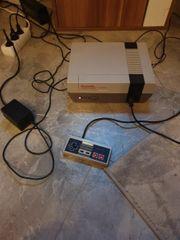 Nintendo Entertainment System 1xKontroller und
