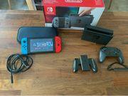 Nintendo Switch top Zustand mit